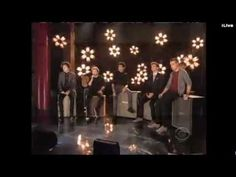 #onedirection on the late show with david letterman....poor niall..lol