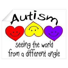Looking for the ideal Autism Gifts? Come check out our giant selection of T-Shirts, Mugs, Tote Bags, Stickers and More. CafePress brings your passions to life with the perfect item for every occasion. Autism Awareness Quotes, Autism Quotes, Autism Awareness Month, Disability Awareness, Epilepsy Awareness, Autism Crafts, Autism Activities, Autism Resources, Teaching