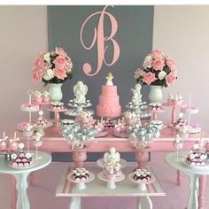 """12 Likes, 3 Comments - RoxieTeaches (@roxieteaches) on Instagram: """"Multi-tiered table placement continues to trend in Dessert Table setups"""""""