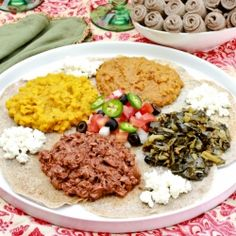 How to make an Ethiopian Feast at Home!