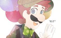 Luigi's Balloon World (Super Mario Odyssey)