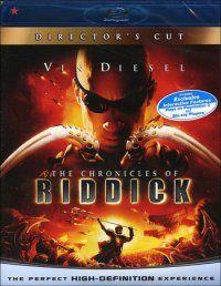 Chronicles of Riddick (Blu-ray) 6,95€