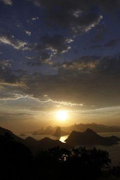 View from Niterói - RJ