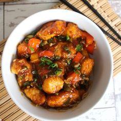 Paleo Sweet & Sour Chicken   www.asaucykitchen.com