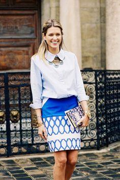 paris2london:  (via Vanessa Jackman: Paris Couture Fashion Week AW 2014….Helena)