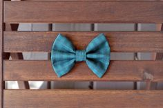 Bridegroom Bow Spring Summer 2015, Bride Groom, Gingham, Teal, Bows, Unisex, Trending Outfits, Unique Jewelry, Handmade Gifts