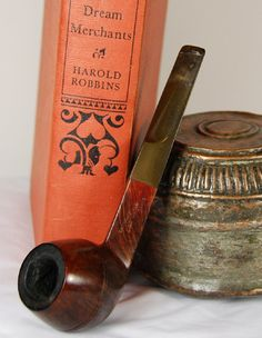 vintage Savinelli PIPE Briar Pipe de Luxe by 2goodponiesvintage, $39.00