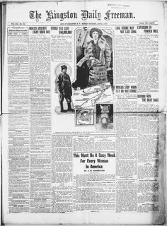 Daily Freeman, April 1, 1912