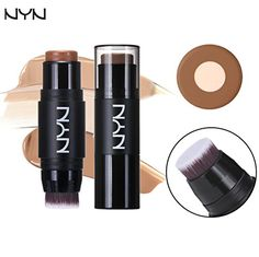 Face Forever Eye Concealer for Dark Circles PuffinessPockmark BB Cream  CC Cream inside twoinone Moisturizing and Sunscreen Concealer Cream with Makup Brush4 Color Makeup Fix Friend 04 * Click image for more details.