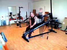 Siłownia nowość drążek podciąganie muscle up, trening, crossfit,
