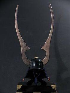 samurai helmet-kabuto