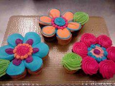 Cupcake cake inspiration