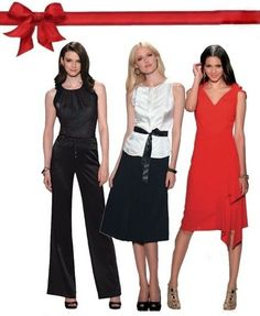 Holiday parties are filling the calendars...be prepared for your invitation and shine like a star in Etcetera!
