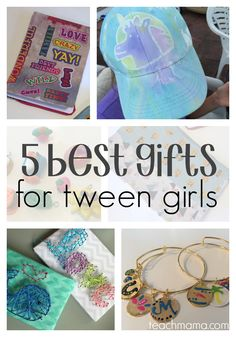 tween birthday gifts: our top 5 picks for girls | teachmama.com
