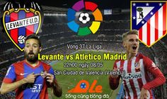 Levante Vs Atletico Madrid 8th May 2016 Records, Live Match, Live Streaming, Broadcasters and Head to Head - http://www.tsmplug.com/football/levante-vs-atletico-madrid-8th-may-2016-records-live-match-live-streaming-broadcasters-and-head-to-head/