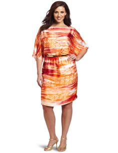 Jessica Howard Women's Plus-Size Belted Charm « Clothing Impulse
