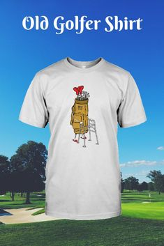 golfer boyfriend,golf tips,golfer dads,golfer men Funny Golf Shirts, Cool Shirts, Unique Birthday Gifts, Unique Christmas Gifts, Mens Golf Fashion, Golf Gifts For Men, Mothers Day Shirts, Funny Fathers Day, Golf Outfit