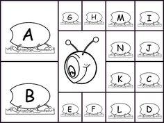 El gusano abecedario - Escuela en la nube