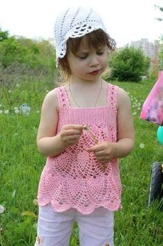 Modèles filles et leurs grilles gratuites , au crochet ! - Crochet Passion