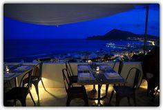 Altea: restaurante La Claudia