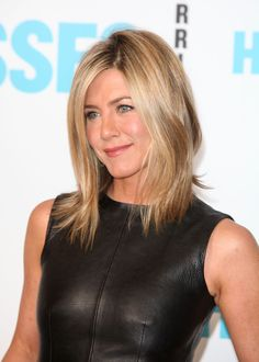 Jen Aniston Accidentally Flashes Nipple After Going