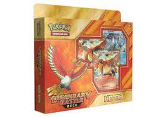 Ho-Oh Legendary Battle Deck
