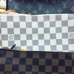 Louis Vuitton Pochette Accessoires NM - monogram, damier azur, damier ebene