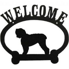 Welcome Black Russian Terrier Metal Sign Black Russian Terrier, Black Acrylics, Metal Signs, Dog Breeds, Dental, Dog Lovers, Dogs, Rust, Handsome