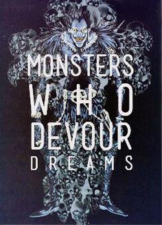 L Monsters. part 3 -Death Note