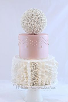 Miss Couture - Cakes | Cupcakes | Cake pops