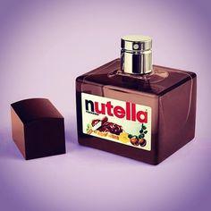 Nutella perfume