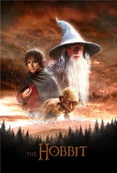 Movie Review: THE HOBBIT: AN UNEXPECTED JOURNEY (2012) | rating: 2 out of 5 | http://www.cherrydragon.net/2012/12/movie-review-hobbit-unexpected-journey.html