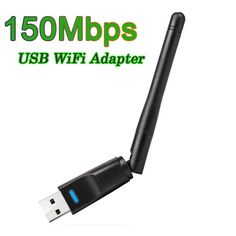 Wi-Fi Password Cracking Decoder Free Wireless WiFi USB Adapter EC LL