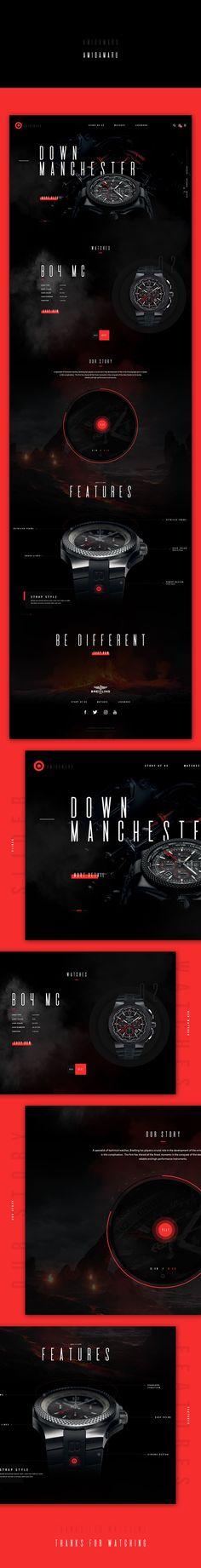I created for the Amidamaru new web site design