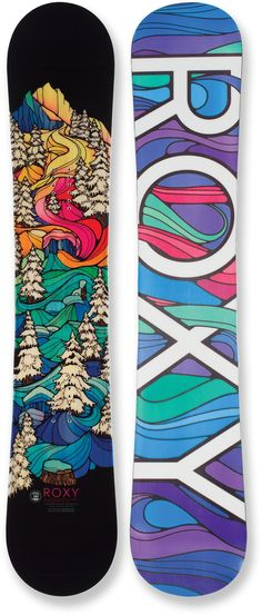 Roxy Female Radiance C2 Btx Snowboard - Women's /2016