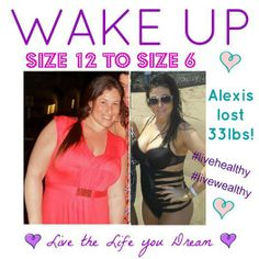As one of The WAKE UP Project co-founders I knew from the beginning we were really going to make a difference in people's lives...I just never imagined how much my own life would change. I've quit my f/t job to pursue my dreams!  #wakeupproject #healthyliving #wealthyliving #financialfreedom www.facebook.com/wakeuplivethelifeyourdream Lexie226@aol.com