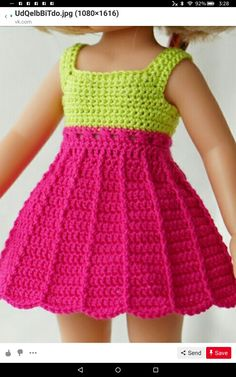 Girl Doll Clothes, Doll Clothes Patterns, Barbie Clothes, Clothing Patterns, Crochet Dolls, Crochet Hats, American Girl Crochet, Chevron Crochet, Crochet Baby Clothes