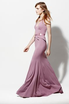 couturecourier:    Simple and beautiful. (via Elie Saab Resort 2013 Collection)