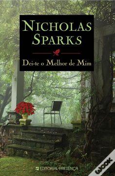 Love Peace and Write Sinopse Este novo e aclamado romance de Nicholas Sparks conta a história emocionante de Amanda e Dawson, dois adolescentes envolvidos na mágica experiência do primeiro amor.