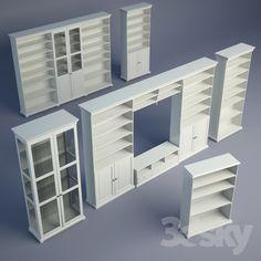 IKEA LIATORP series racks                                                       …