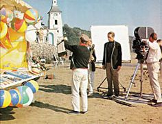 """The Prisoner TV series starring Patrick McGoohan - home page"""