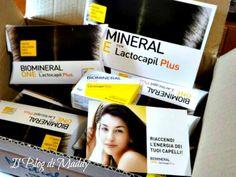 Biomineral One con Lactocapil Plus, un integratore alimentare vitaminico che contrasta la caduta dei capelli, arricchito con Lactocapil Plus, un complesso..