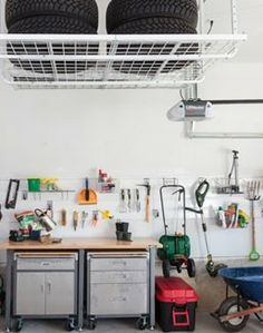Mastercraft Maximum Wall Cabinets Garages And Ideas