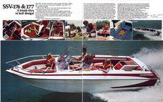 1977 Glastron SSV-176 & 177