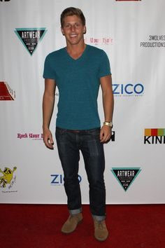 Thomas Kasp attended the Red carpet Events LA Luxury Gift Style Lounge in Honor of 2014  Teen Choice Awards for Nominees and Presenters