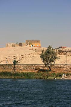 :::: PINTEREST.COM christiancross ::::The Nile, Egypt