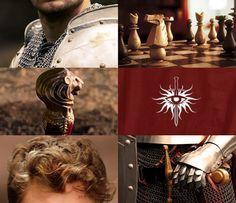 warden-enchanter:    DRAGON AGE Aesthetics » Cullen
