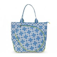 SlamGlam - All For Coastal Link Tennis Tote.  Hit the court with this great tennis bag!  Embroidery available.
