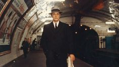'Le Samourai' by Jean-Pierre Melville. Alain Delon is cool beans y'all.