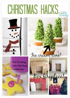 Christmas Hacks (making life easier)